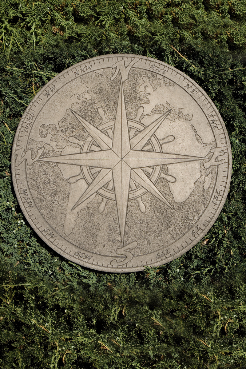 Stepping Stone Compass Massarelli S