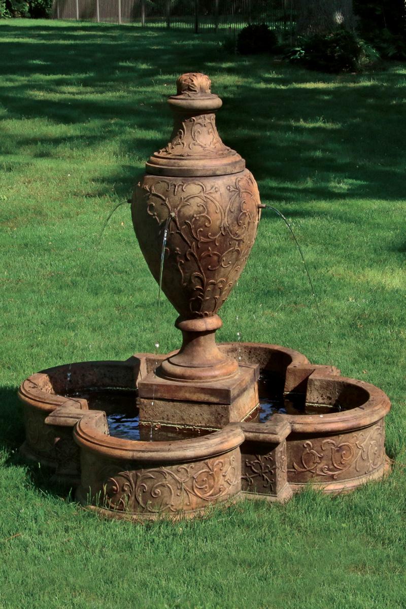 40 Quot Jubilee Vase Fountain Massarelli S