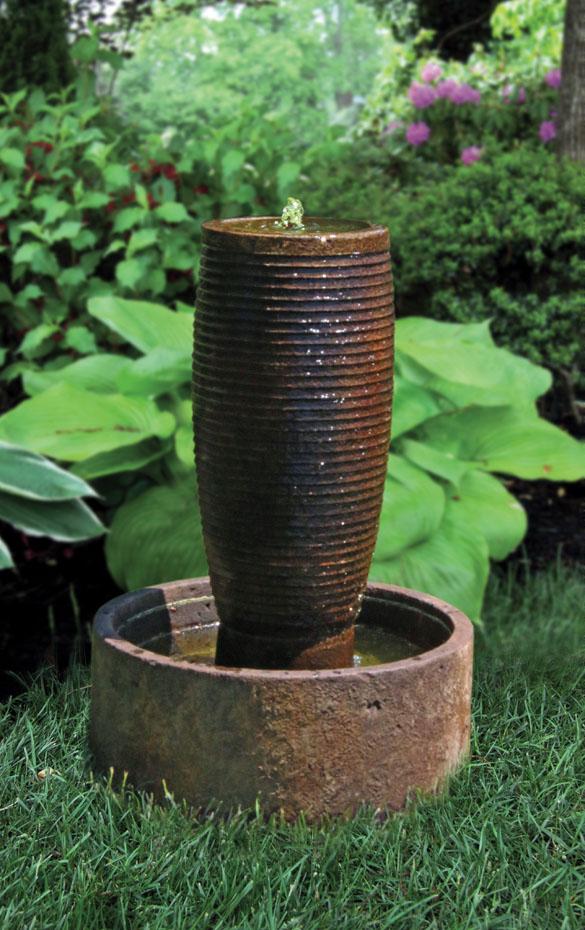 Nature S Garden Water Fountain Pump Instructions