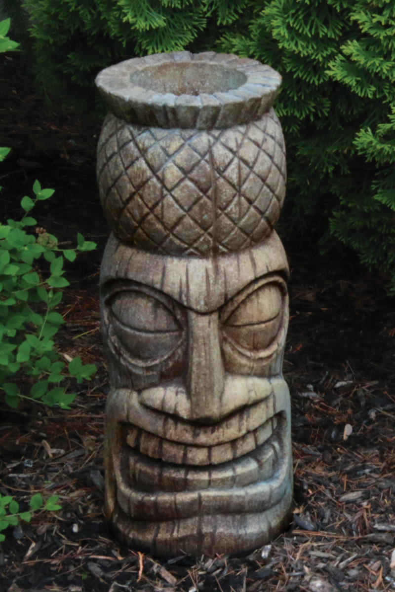 "Touch Up Paint >> 18"" Tiki - Pineapple 