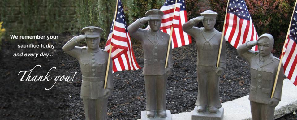 Memorial Day Slider Image