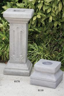 Superbe Small Square Pedestal